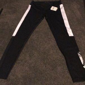Reebok workout tights leggings NWT
